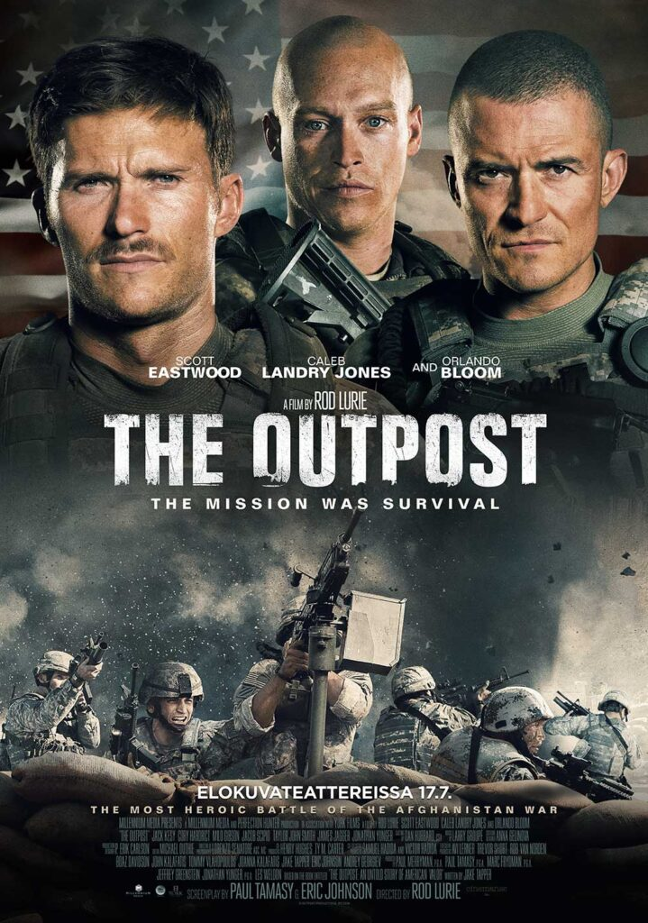 The Outpost juliste