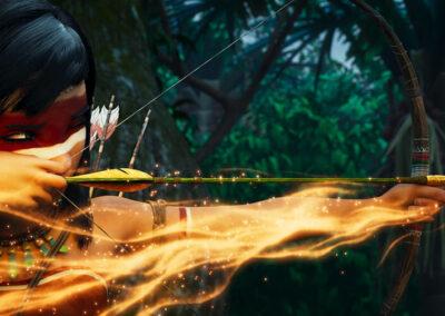 Ainbo – Amazonin sademetsän rohkein tyttö